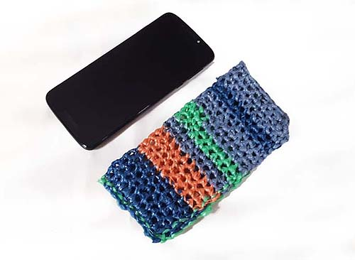recycled cell phone covers